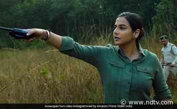 Blog: Vidya Balan Pulls A Kate Winslet - Very Successfully - NDTV