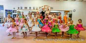 Große Süder Tanzfamilie zeigt neues Ballett - Recklinghäuser Zeitung