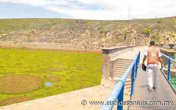 Desechos y contaminantes en la presa San José y en La Pila - El Sol de San Luis