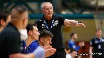 Handball: Dessau-Roßlauer HV verlängert mit Cheftrainer Uwe Jungandreas - MDR