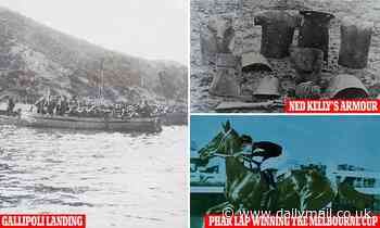 100,000 Australia photos from the Gallipoli landing to Ned Kelly's armour and Phar Lap for sale