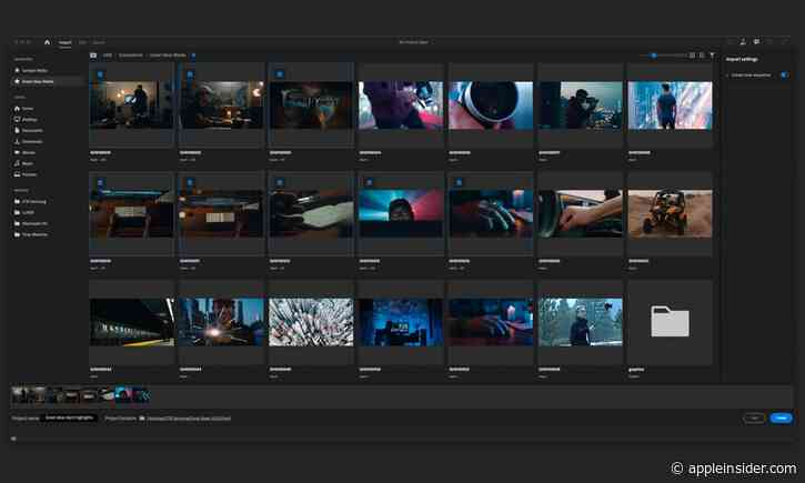 Adobe refreshes Premiere in new public beta, simplifies importing and exporting