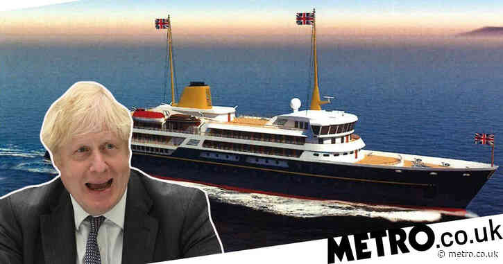 Plan for £200,000,000 new 'royal yacht' branded 'complete waste of time'