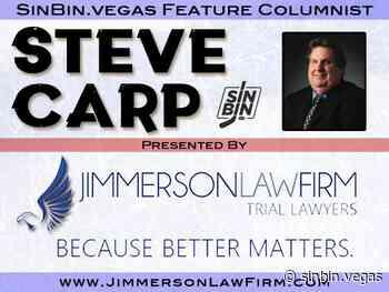 Carp: Adversity Greets Golden Knights In Canada - SinBin.vegas