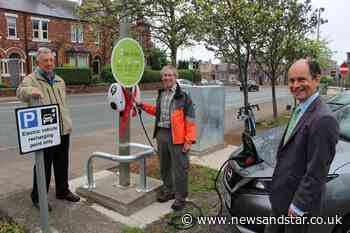 Councillor calls for action to help boost electric vehicle ownership - News & Star