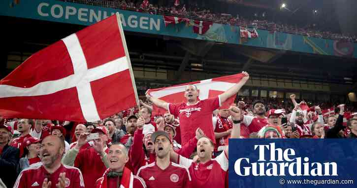 'Now we take Wales' – Danish media celebrates 'magical' night against Russia