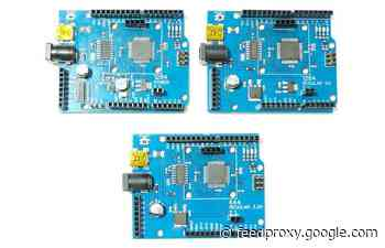 Arduino compatible ATmega 644 and1284 boards