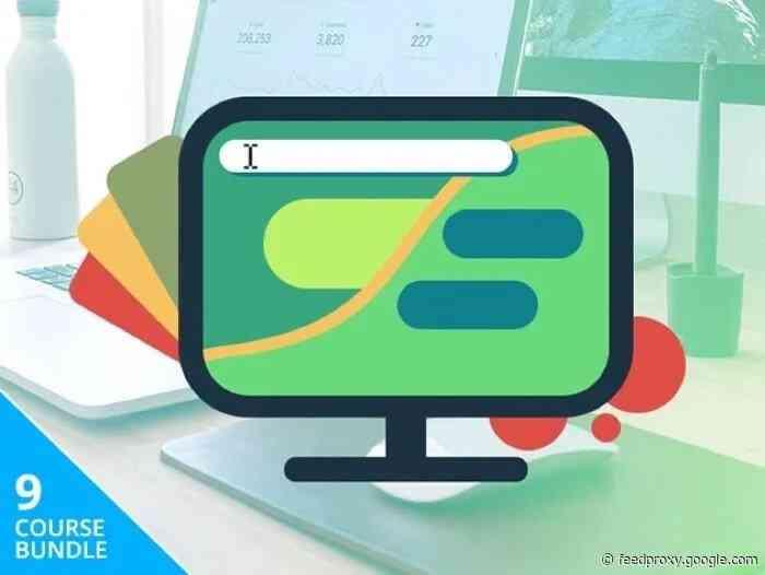 Deals: 2021 Learn to Code Full Stack Developer Certification Bundle
