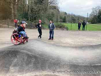 Bexleyheath: New BMX bike park to open to public