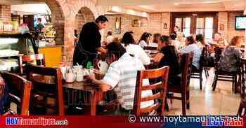 Repuntan las ventas en restaurantes de Matamoros un 50% - Hoy Tamaulipas