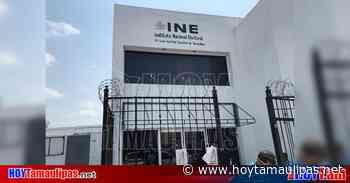 Tamaulipas Ampliarn los horarios en mdulos del INE en Matamoros - Hoy Tamaulipas
