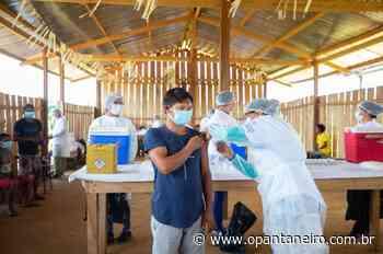 Em Aquidauana, mais de 350 indígenas não voltaram para tomar dose reforço da covid-19 - O Pantaneiro