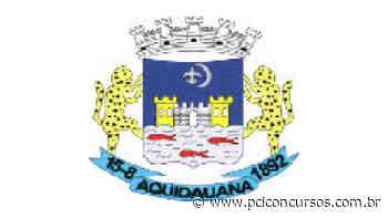 Aquidauana - MS disponibiliza novas vagas de emprego - PCI Concursos