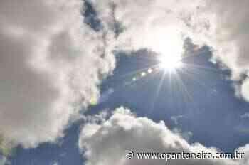 Sexta-feira terá céu nublado com períodos de sol em Aquidauana e Anastácio - O Pantaneiro