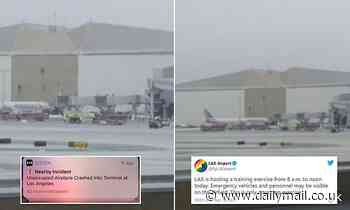 Citizen app blasts plane crash alert to 5million users when it was just a drill