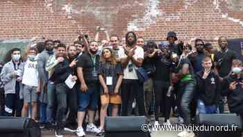 Roubaix: le duo BW remporte le Five contest, tremplin musical dédié au rap - La Voix du Nord
