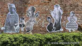 Roubaix: «Rêve ta chimère» s'affiche sur les murs du centre-ville - La Voix du Nord