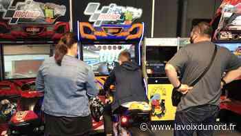 Roubaix : Akiha Pop, une salle d'arcade qui est un vrai aimant à clients pour l'Espace Grand'Rue - La Voix du Nord