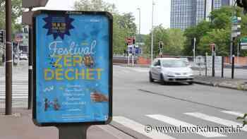 Roubaix : le festival Zéro déchet revient plus petit que prévu - La Voix du Nord