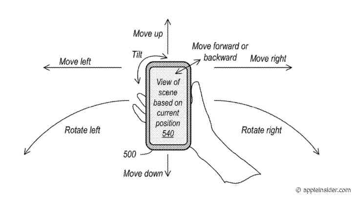 Apple researching cameras that can capture direction of light for better AR, VR