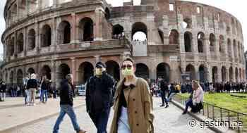 Coronavirus en Italia: las mascarillas no serán obligatorias al aire libre el 28 de junio - Diario Gestión