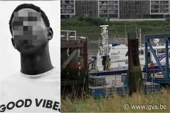 In zijn thuisland geen onbeschreven blad: drenkeling in Schelde was 18-jarige Nederlander uit crimineel milieu - Gazet van Antwerpen