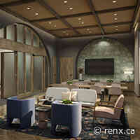Converted office now The Westley, Calgary's newest boutique hotel | RENX - Real Estate News EXchange