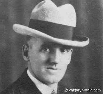 From the archives: The search for a Calgary cop killer in 1933 - Calgary Herald