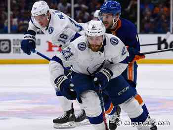 Calgary-raised Brayden Point scoring at staggering clip in Stanley Cup playoffs - Calgary Sun