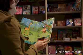 VÍDEO: campanha arrecada livros para crianças e adolescentes em Santa Maria - Diário de Santa Maria