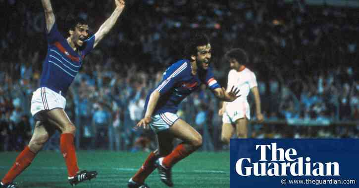 Portugal v France: remembering their classic semi-final at Euro 1984