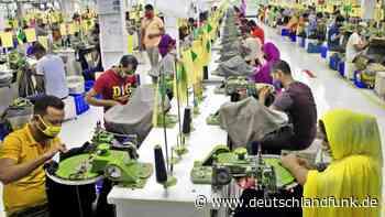 Corona-Pandemie - Lage von Beschäftigten in Textil-Fabriken hat sich verschlechtert - Deutschlandfunk