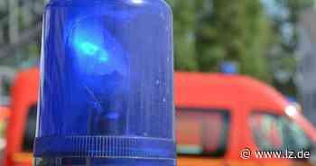 Feuerwehr rückt zu Arbeitsunfall in den Seelenkamp aus | Lokale Nachrichten aus Lage - Lippische Landes-Zeitung