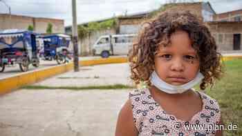 """""""Girls in Crisis""""-Bericht zur Lage venezolanischer Mädchen: Geflüchtete sind oft hungrig, schutzlos und ungewollt schwanger - Plan International Deutschland"""