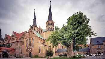 Merseburg startet offiziell ins Festjahr zum 1.000-jährigen Domweihe-Jubiläum - MDR