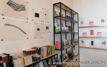 Estival Librería inaugura nuevo espacio en Cuernavaca - El Sol de Cuautla