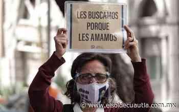 Lanzan web para buscar desaparecidos en México - El Sol de Cuautla