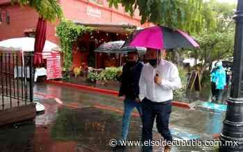 Lluvias moderadas se esperan esta semana en Morelos - El Sol de Cuautla
