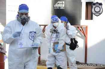 Inician trabajos de identificación pericial e inhumación de cadáveres en Cuautla - Unión de Morelos