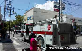 Morelos participa en macrosimulacro de sismo - El Sol de Cuautla