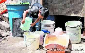 Obligarán a cuidar el agua - El Sol de Cuautla