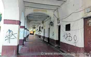 [Especial] Palacio Municipal de Cuautla está en terapia intensiva - El Sol de Cuautla