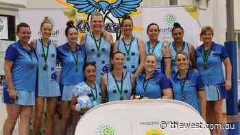Karratha reign supreme at North West Netball Championships - The West Australian