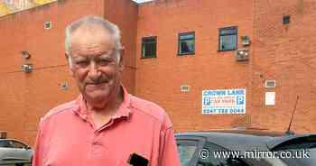 Granddad 'devastated' after being hit with a £272.55 fine over 50p parking debt