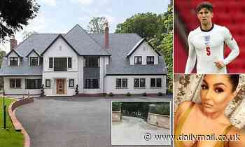 England's John Stones in planning row over 4ft wall at his £3.4m mansion