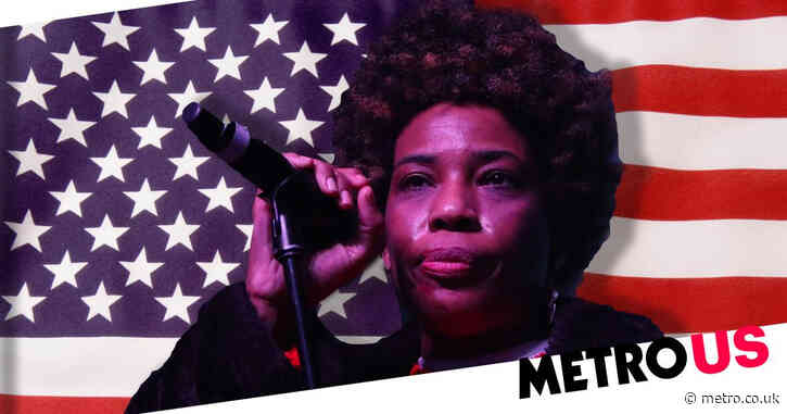 Macy Gray doubles down on her campaign to replace 'divisive' American flag: 'I shouldn't have to salute it'