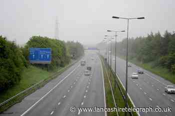 M65: Junctions 7 and 6 between Accrington and Blackburn briefly closed