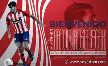 Liga MX: Atlético de San Luis hace oficial el fichaje de Vladimir Moragrega - Soy Futbol