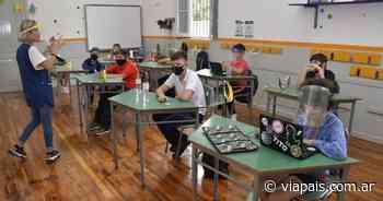 San Luis volverá a las clases presenciales este martes - Vía País