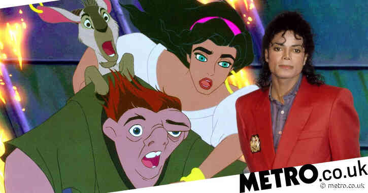 Michael Jackson wanted to contribute to Hunchback of Notre Dame soundtrack but was rejected by Disney